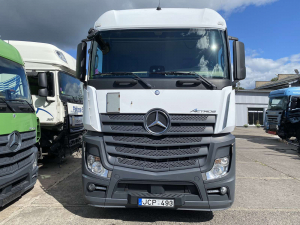 2016 Mercedes Benz Actros EURO6 breaking for parts