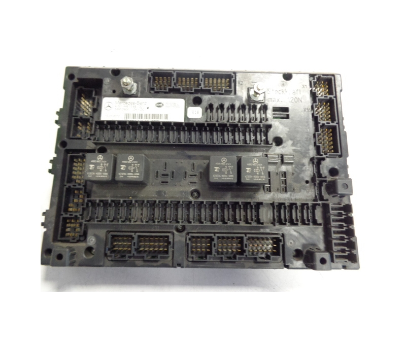 mercedes benz actros mp4 sam cabin fuse box a 0014461358 - ferikas  ferikas