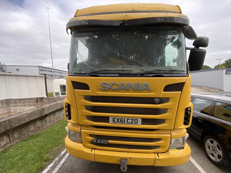 2011 Scania R440 EURO5