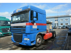 2011 DAF XF 105 EURO5 breaking for parts