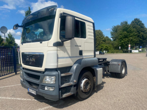 2011 MAN TGS EURO5 breaking for parts