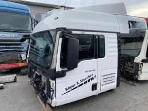 2011 MAN TGX EURO5 truck breaking for parts
