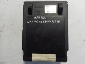 MAN ZBR2 ECU control unit 81258067103